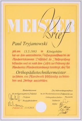 meisterbrief-paul-tryjanowski
